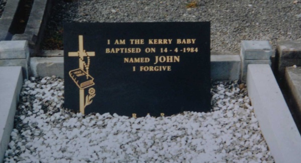 Kerry Baby Grave