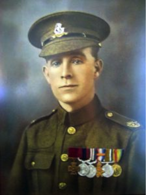 Henry Tandey, VC
