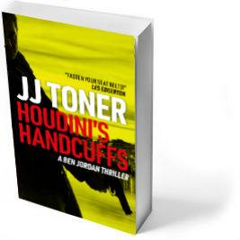 Houdini's Handcuffs Book Cover
