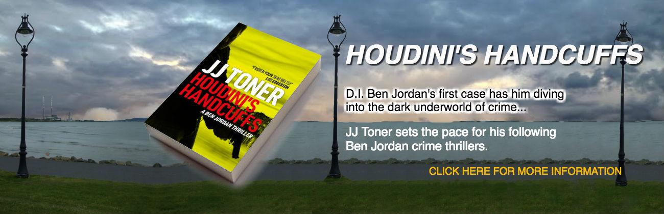 Houdini's Handcuffs slider banner