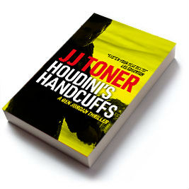 Houdini's Handcuffs book cover