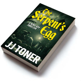 Serpents Egg book cover