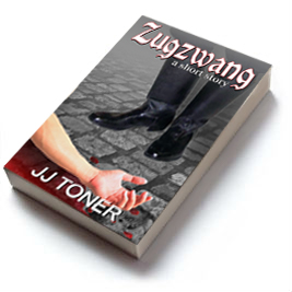 Book Cover of Zugzwang by JJ Toner